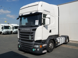 Scania R450 LA 4x2 RETARDÉR EURO 6 low deck