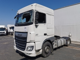 DAF FT XF 105.460 EURO 6