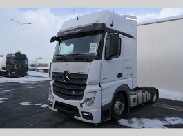Mercedes-Benz ACTROS 1848 LSNRL E6 low deck