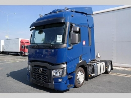 Renault T 480 low deck EURO 6