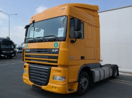 DAF FT XF 105.460 EEV low deck