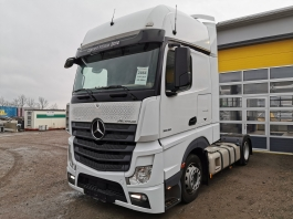 Mercedes-Benz ACTROS 1848 LSNRL EURO 6 low deck