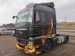 MAN TGX 18.440 4x2 E5 low deck