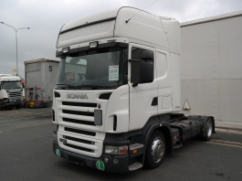 Scania R420 LA 4x2 EURO 4 low deck